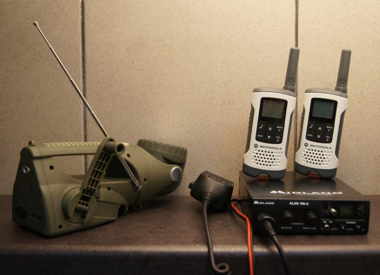 Łączność radiowa