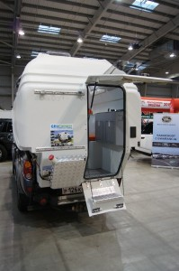 GEOCAMPER na Off Road Show Poland