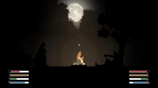 CampFire - gra