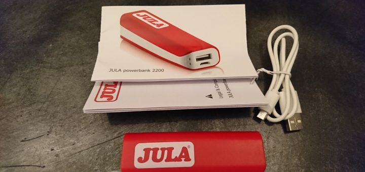 Powerbank Jula EDC