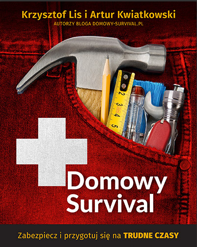 Foto: http://www.wydawnictwoznak.pl/ksiazka/Domowy-survival/7868