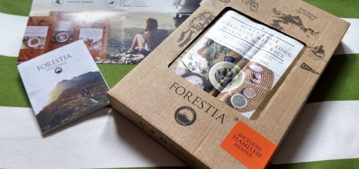 Racje żywnościowe Forestia - test