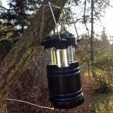 Lampka LED z Biedronki 2